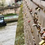Le Pont des Arts - Cadenas