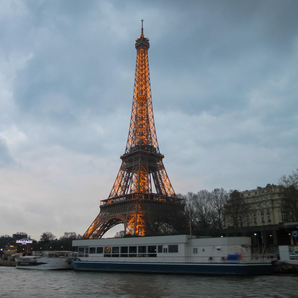 La tour Eiffel !