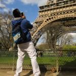 La tour Eiffel penche ?