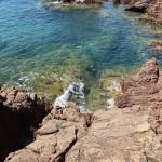 La roche et l'eau