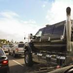 Monter truck