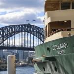 Bye bye Sydney !