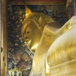 Le grand Buddha d'or