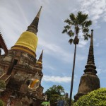 A Ayutthaya !