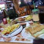 Premier repas espagnol ^^
